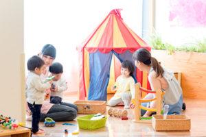 事業所内保育施設の運営支援 事業所内の保育・託児所設置の企画立案から運営までお任せください。